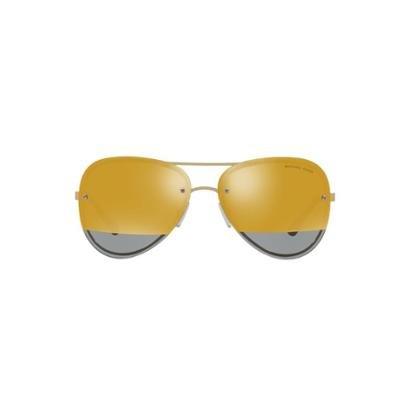 Óculos de Sol Michael Kors MK1026 La Jolla Tartaruga Feminino - Feminino