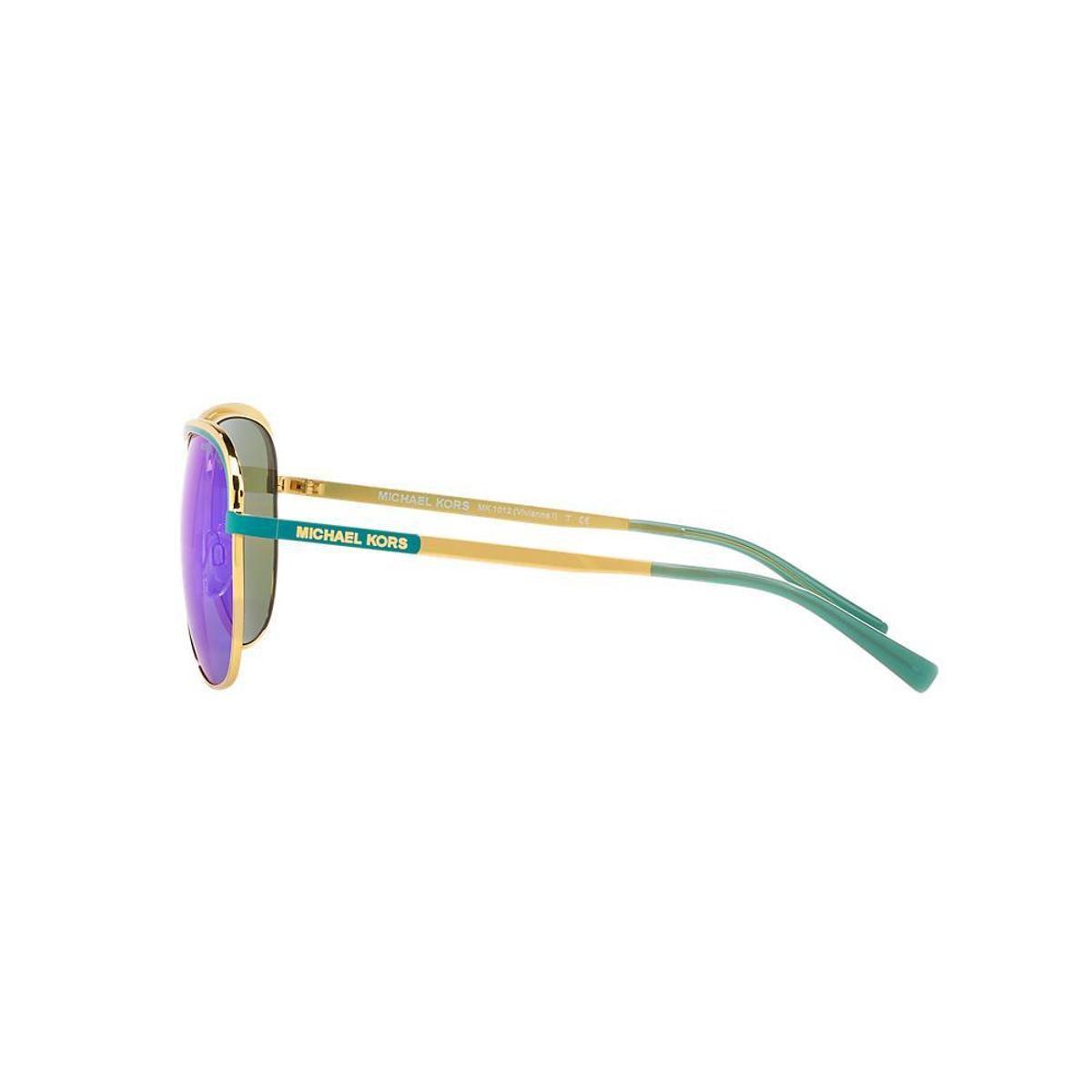 ... Óculos de Sol Michael Kors Piloto MK1012 Vivianna I Feminino ... c6578c6d66