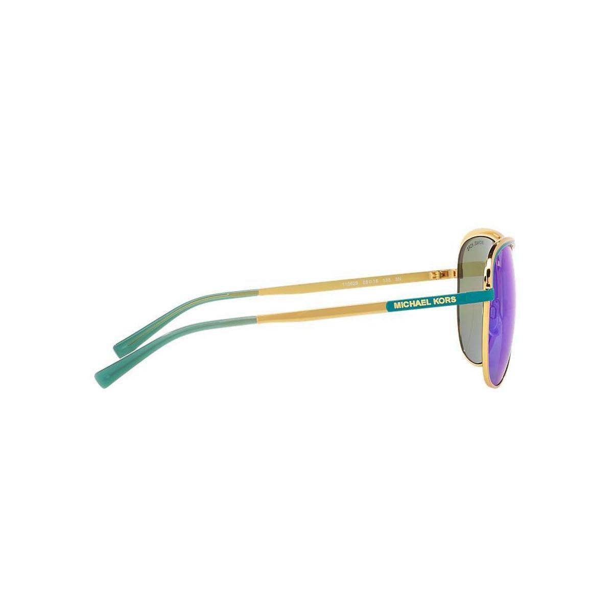Óculos de Sol Michael Kors Piloto MK1012 Vivianna I Feminino ... 9f15c052fd