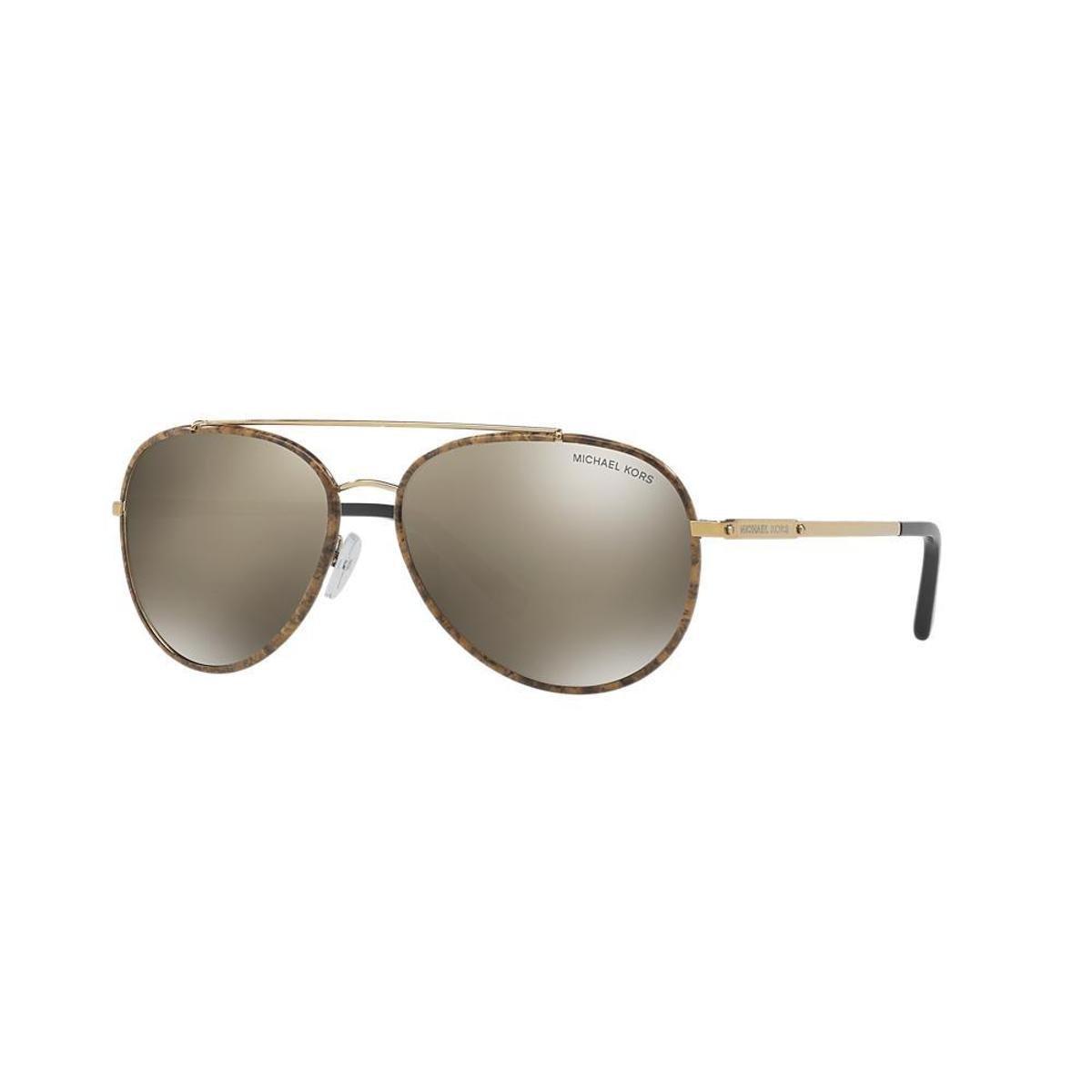 914ed3a10a475 Óculos de Sol Michael Kors Piloto MK1019 Ida Feminino - Compre Agora ...