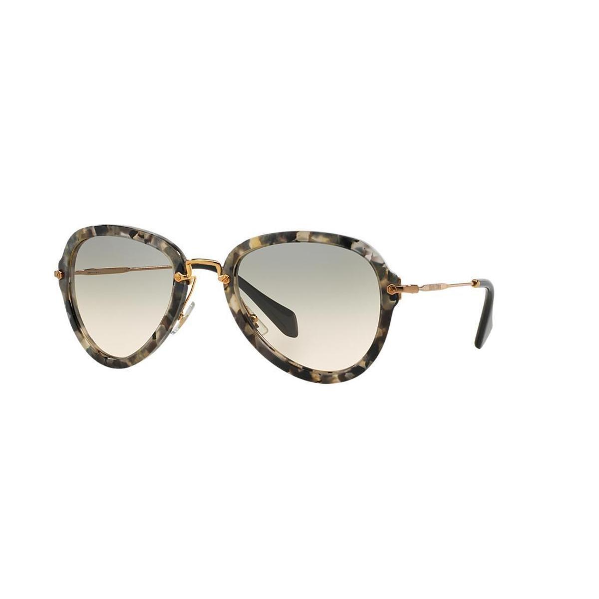 Óculos de Sol Miu Miu MU 03QS - Compre Agora   Zattini 20912a29ca