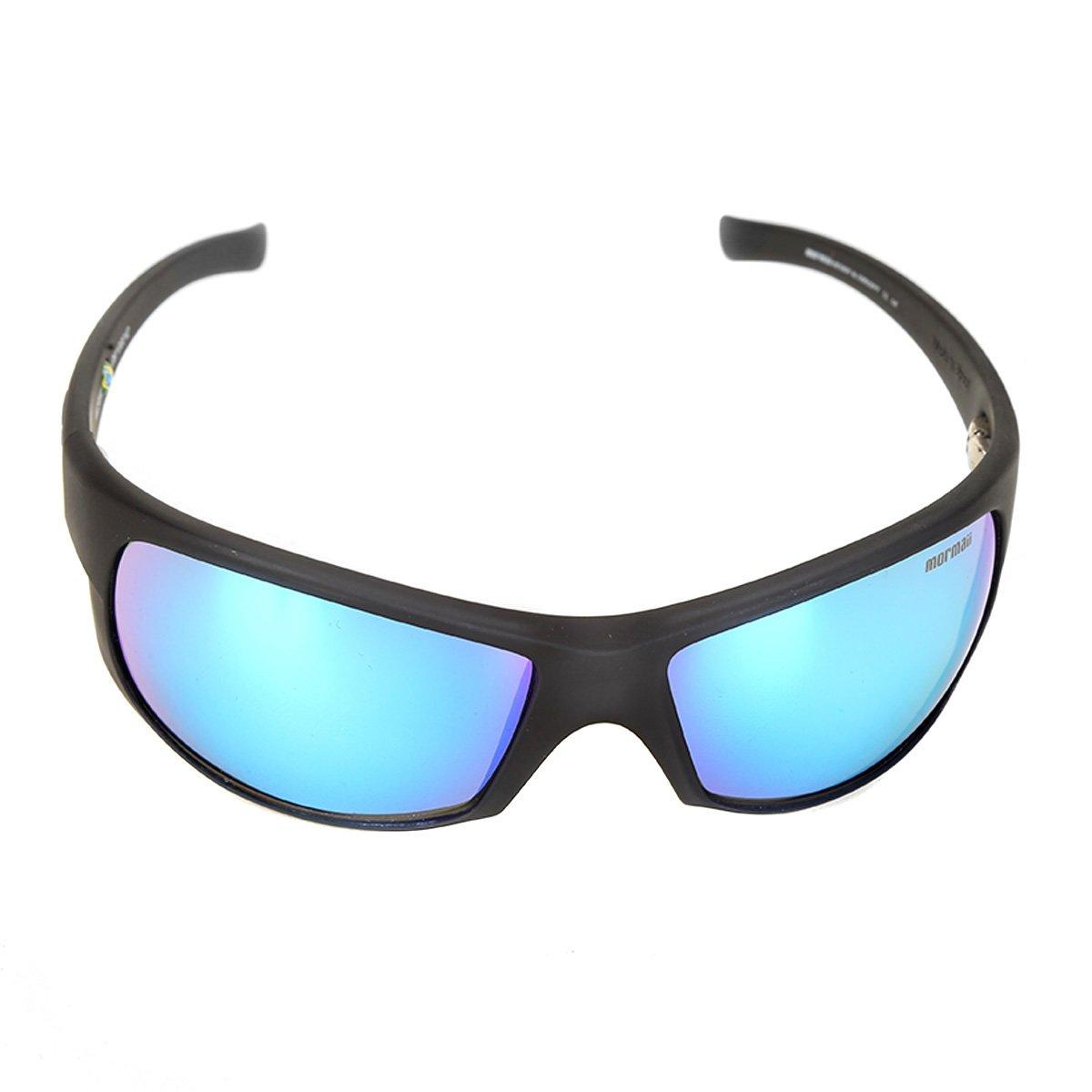 4ad4ee3805640 Óculos de Sol Mormaii 00287D2212 Lente Espelhada Masculino - Preto ...