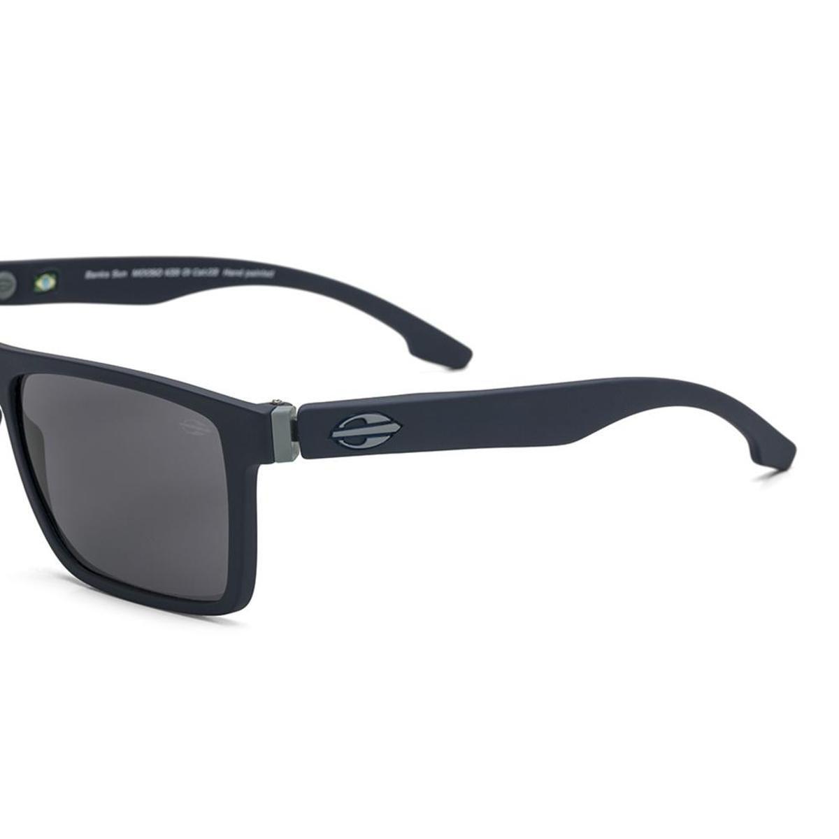 44b2c241f5168 Óculos De Sol Mormaii Banks - Azul - Compre Agora