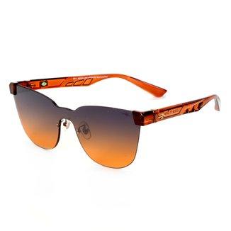 Óculos De Sol Mormaii Bela Marrom Translucido Brilho