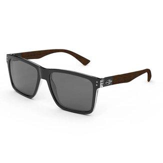 Óculos de Sol Mormaii Cairo Wood Preto M0125AHS01 Masculino