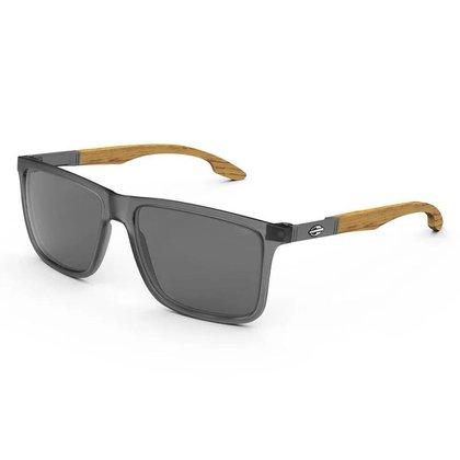 Óculos de Sol Mormaii Cairo Wood Preto M0125DF901 Masculino
