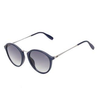 Óculos De Sol Mormaii Cali Azul Marinho Brilho