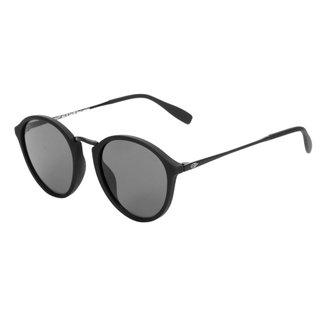 Óculos De Sol Mormaii Cali Preto Fosco/ L Cinza