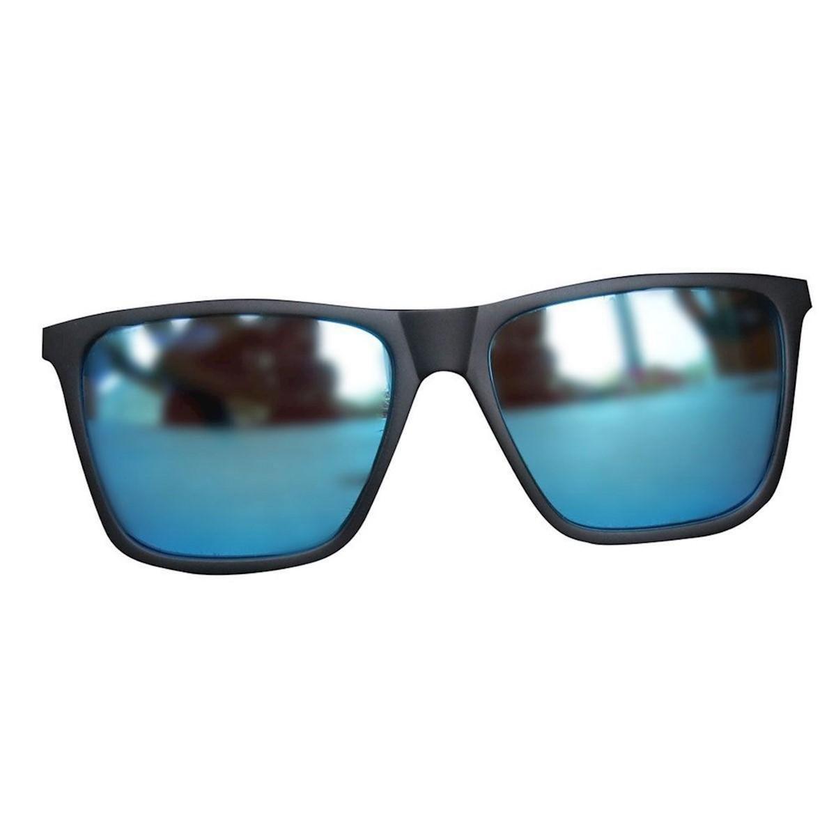 Óculos de Sol Mormaii Hawaii Fosco Máscara Masculino - Preto ... ede565d99c
