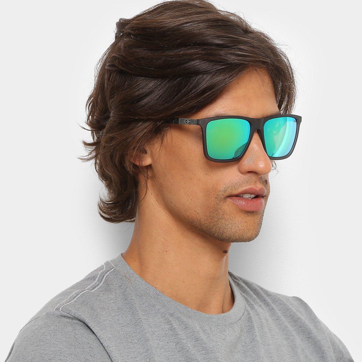 b893ffa38300c Óculos de Sol Mormaii Hawaii Masculino - Preto - Compre Agora   Zattini