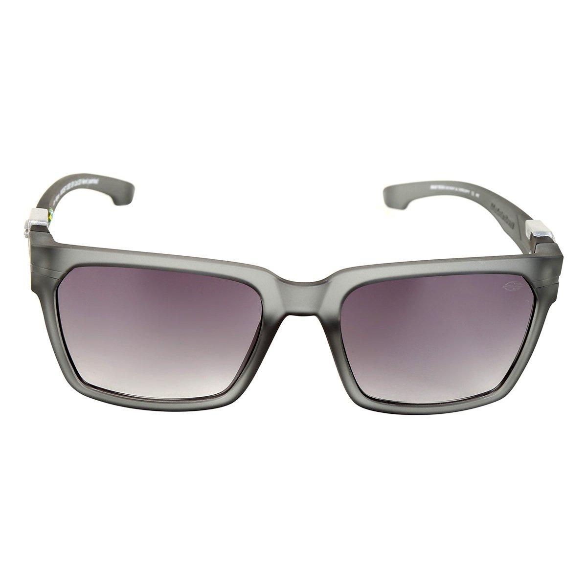 68bb19d1379bf Óculos De Sol Mormaii Las Vegas Fumê Fosco Masculino - Preto ...