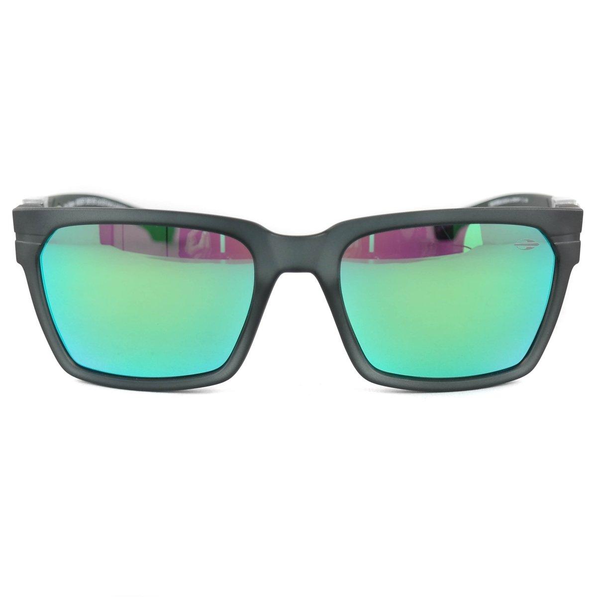 23738430d372d Óculos de Sol Mormaii Las Vegas - Cinza e Verde - Compre Agora   Zattini