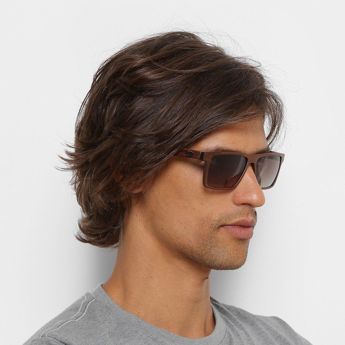 8df1a582a48ed Óculos de Sol Mormaii M0050J4734 Banks Masculino - Marrom - Compre ...