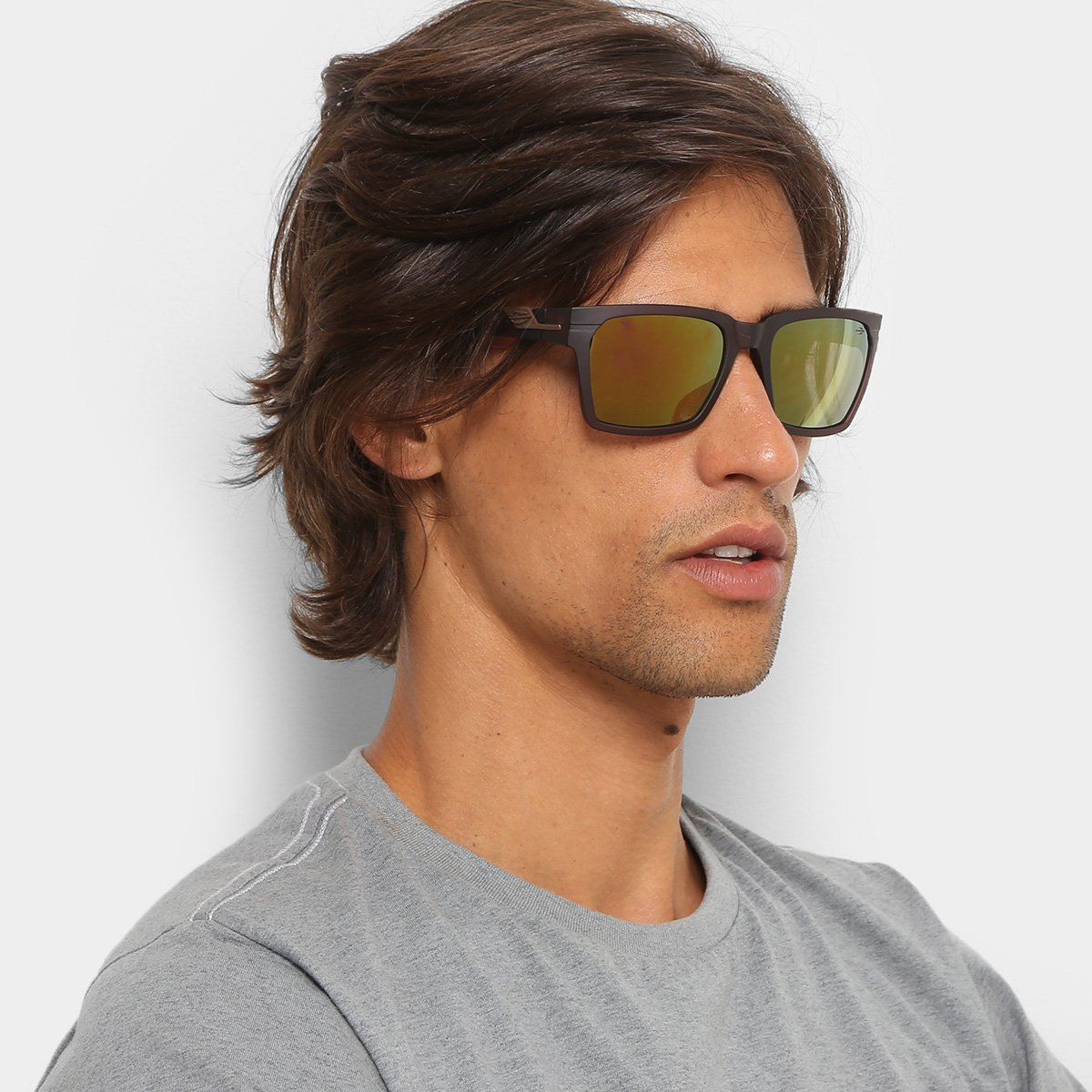a22967dd114f6 Óculos de Sol Mormaii M0057J5596 Las Vegas Masculino - Vermelho ...