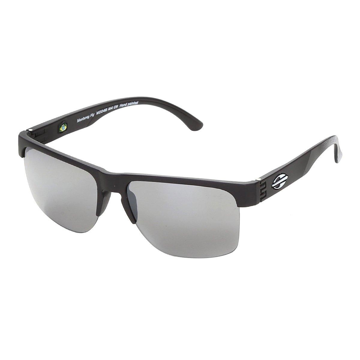 Óculos de Sol Mormaii Monterey Fly Fosco Masculino - Compre Agora ... 17ef710776