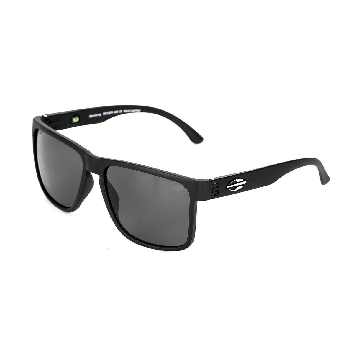 Óculos de Sol Mormaii Monterey Fosco Masculino - Preto - Compre ... 8aa44bdd40