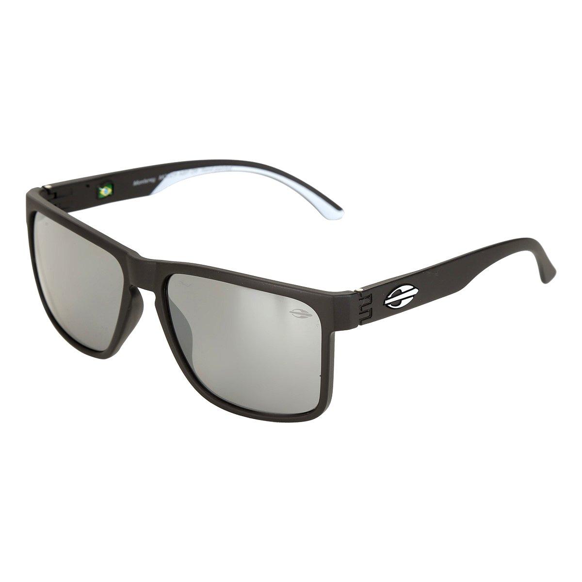 d4497a9bc0ed7 Óculos de Sol Mormaii Monterey Fosco Masculino - Preto - Compre ...