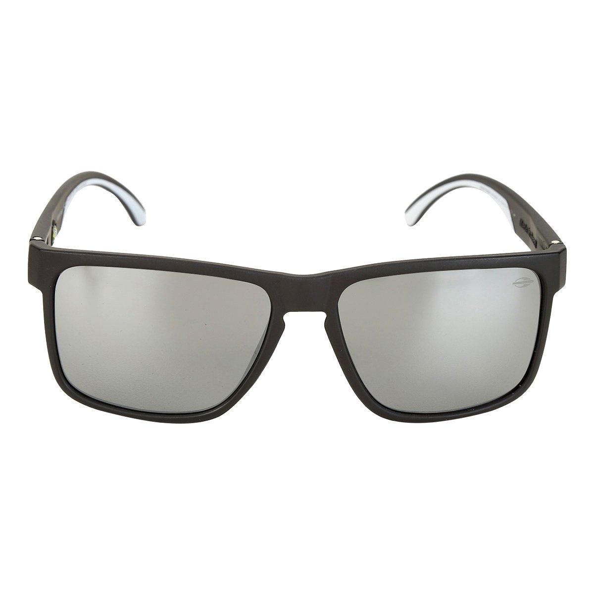 Óculos de Sol Mormaii Monterey Fosco Masculino - Preto - Compre ... 61b2f4db59