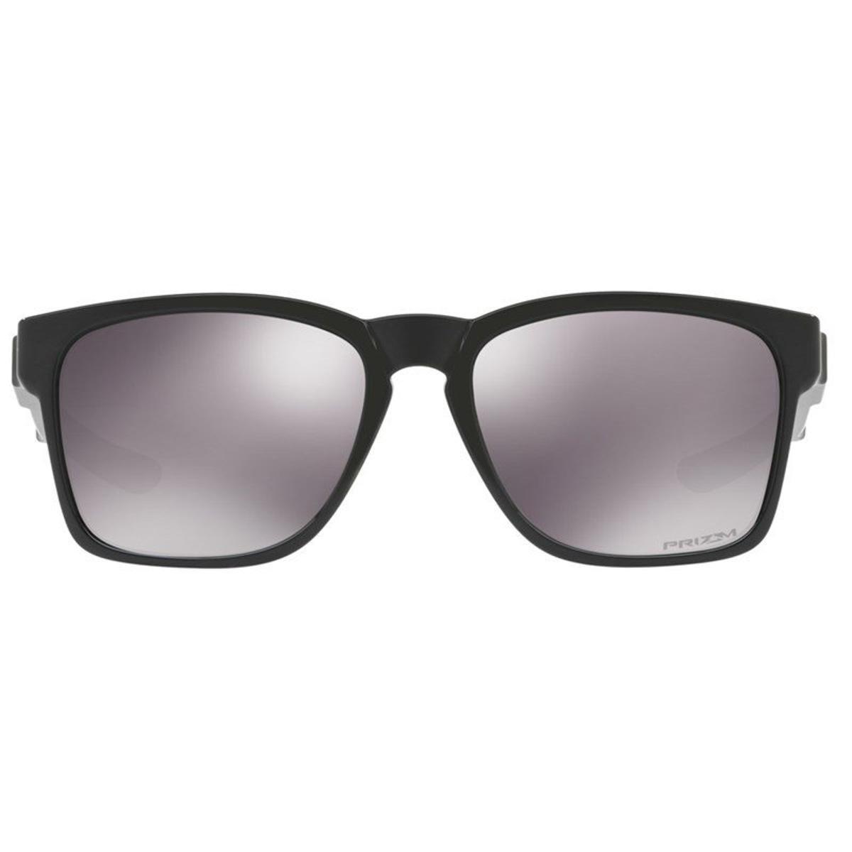 Óculos de Sol Oakley Catalyst Polished Black Priz - Preto - Compre ... f55478fa99