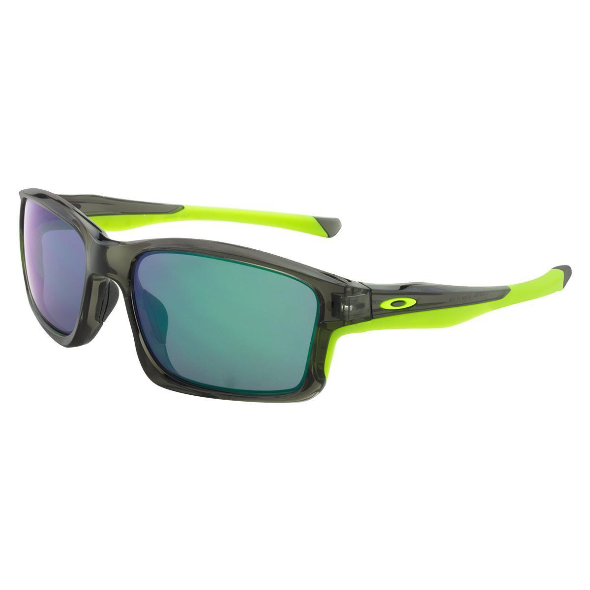 ... Óculos de Sol Oakley Chainlink OO9247 - Grey Smoke W Jade Iridium ... 1ddade1873