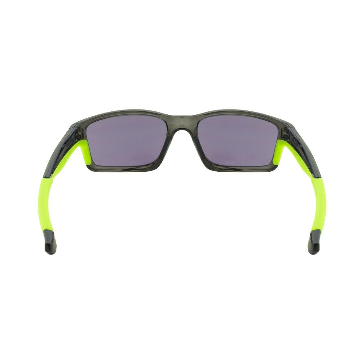 Óculos de Sol Oakley Chainlink OO9247 - Grey Smoke W Jade Iridium ... f291a0b7ae