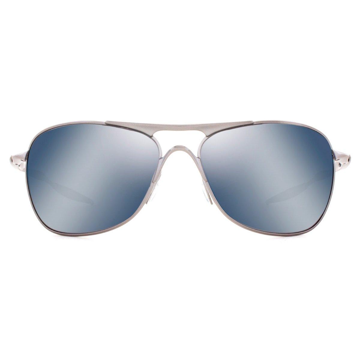 Óculos de Sol Oakley Crosshair Polarizado OO4060 06-61 Masculino ... b0444b02f3