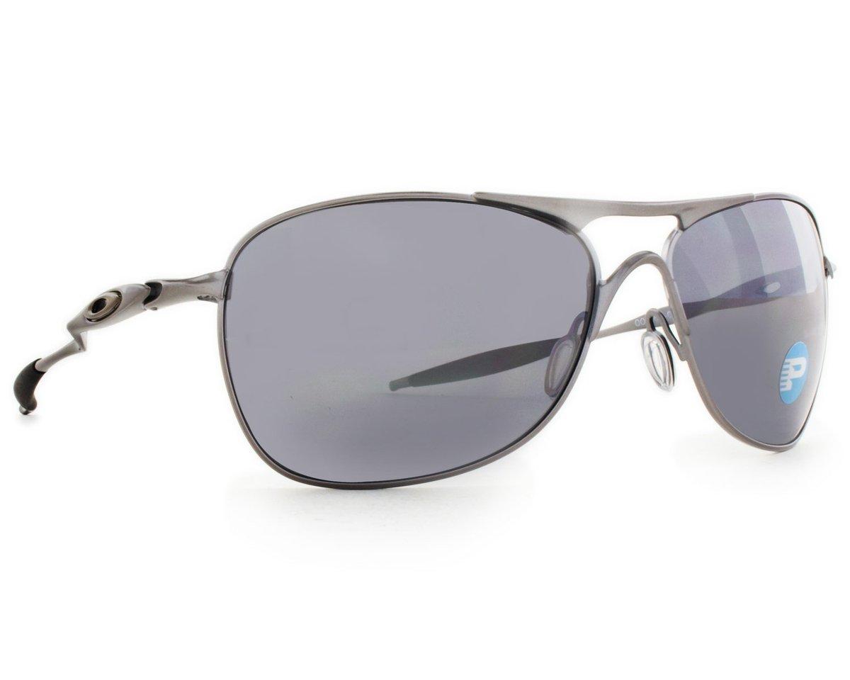7c36de9fc4ddf ... Óculos de Sol Oakley Crosshair Polarizado OO4060 06-61 Masculino ...