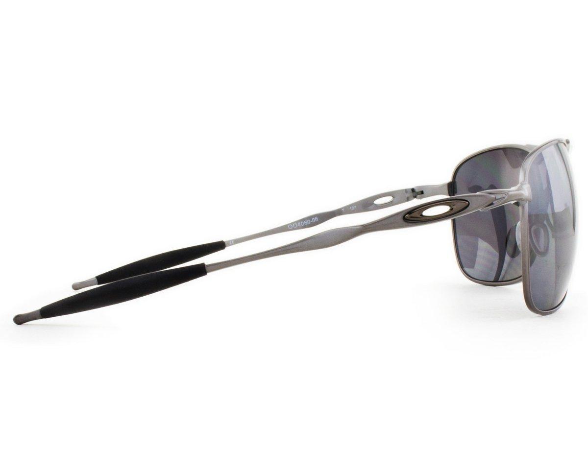 e94434038ce43 Óculos de Sol Oakley Crosshair Polarizado OO4060 06-61 Masculino ...
