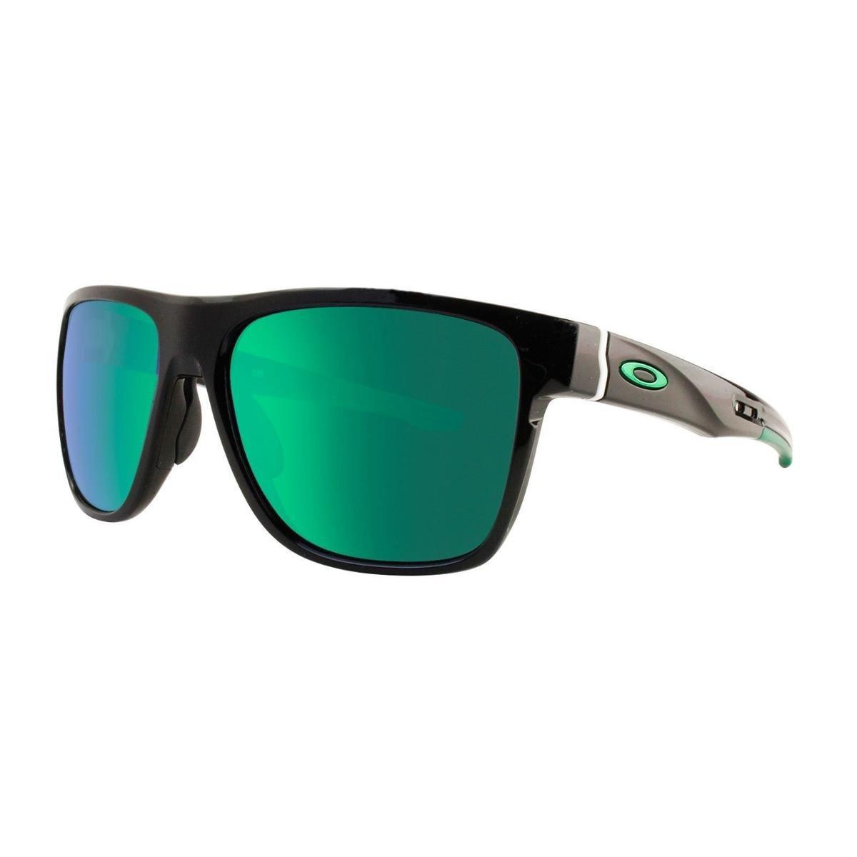 050838b97 Óculos de Sol Oakley Crossrange XL OO9360 - Polished Black - Prizm Black  Polarized - Compre Agora   Zattini