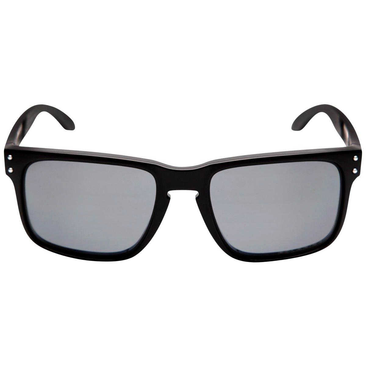 Óculos de Sol Oakley Holbrook Masculino - Preto - Compre Agora   Zattini 88c197b81c