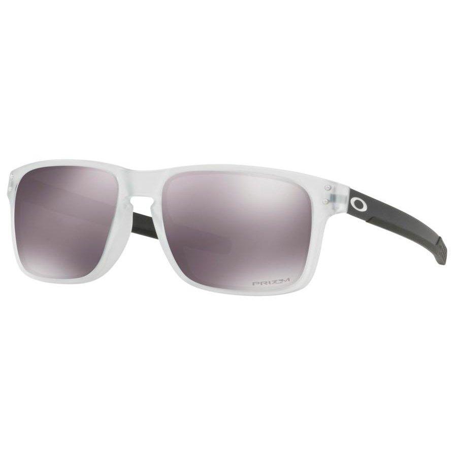 0167ed35c9a59 Óculos de Sol Oakley Holbrook Mix 0OO9384 05 57 - Branco - Compre ...