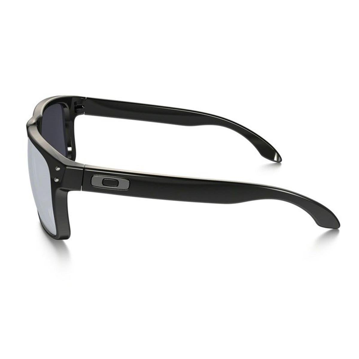 Óculos de Sol Oakley Holbrook Polished - Preto - Compre Agora   Zattini 47a9c88678