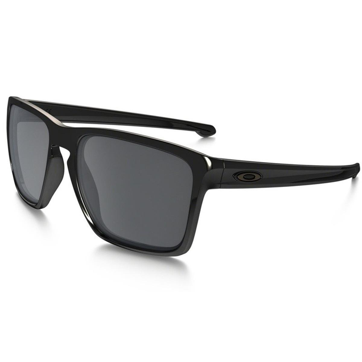 105d62dbbcf96 Óculos de Sol Oakley Sliver XL OO9341 - Matte Grey Ink - Prizm Sapphire  Polarized ...