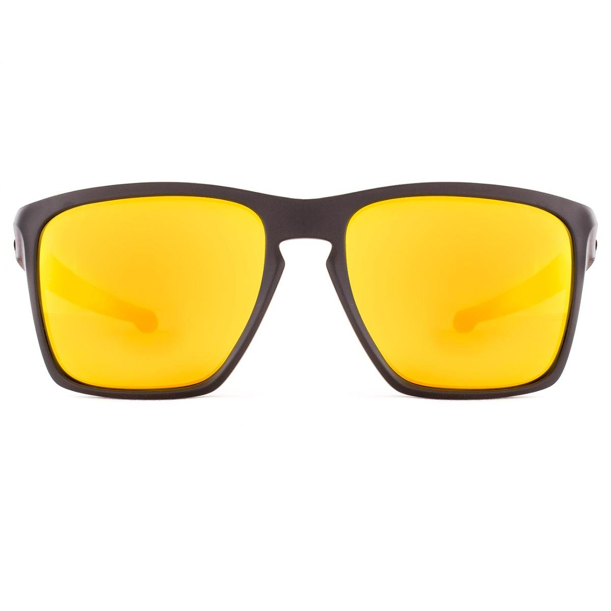 Óculos de Sol Oakley Sliver XL OO9341L 07-57 Masculino - Preto ... 7ecb92c9d0