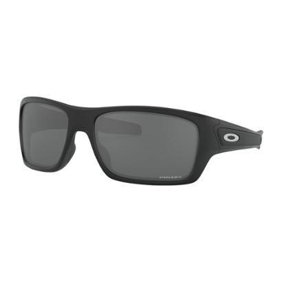 Oculos de Sol Oakley Turbine Matte W/ Prizm Masculino Masculino-Preto