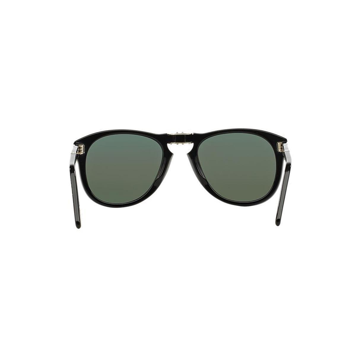 Óculos de Sol Persol Piloto PO0714 Dobrável Masculino - Compre Agora ... 31f744e5c5