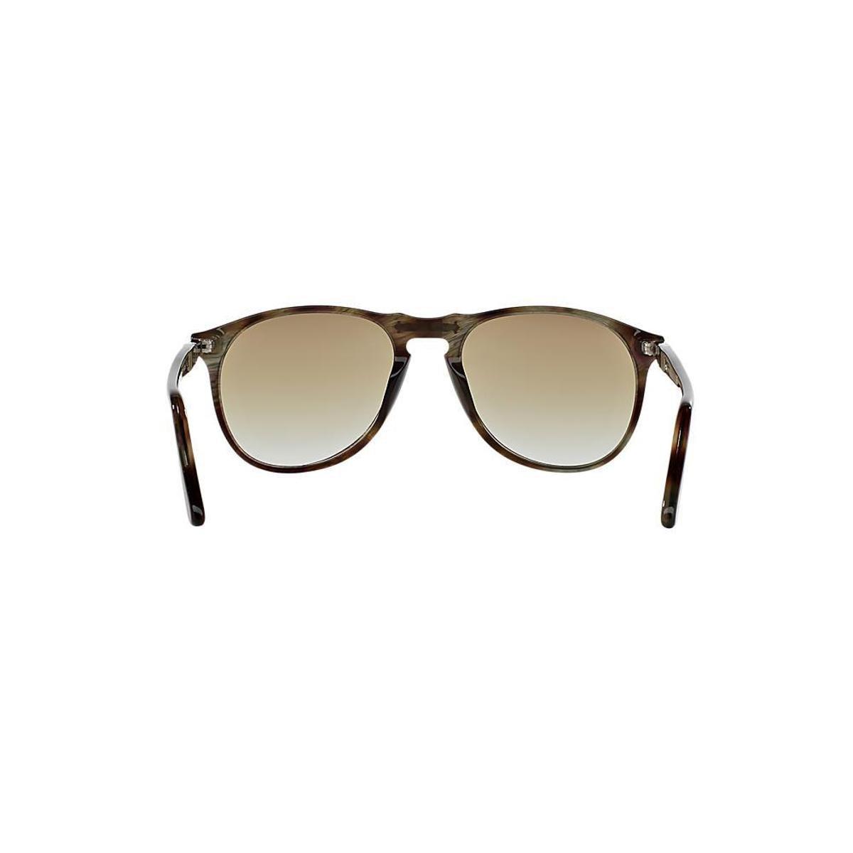 ef9aeb68eeedb Óculos de Sol Persol Piloto PO9649S Masculino - Compre Agora