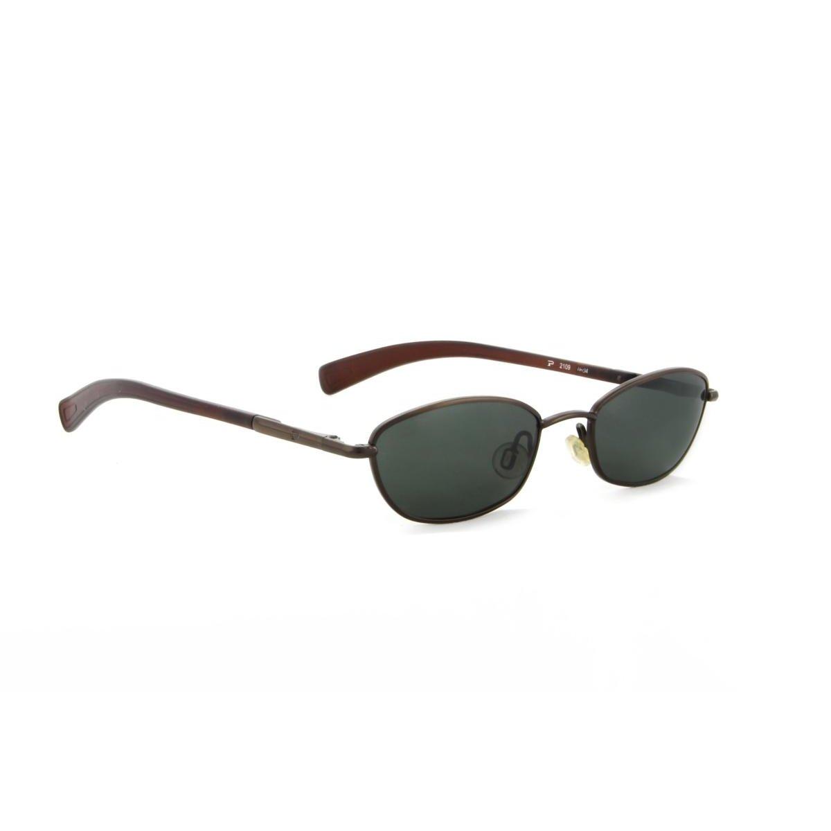 Óculos de Sol Platini Armação Metal Lente Masculino - Compre Agora ... 3864a57528