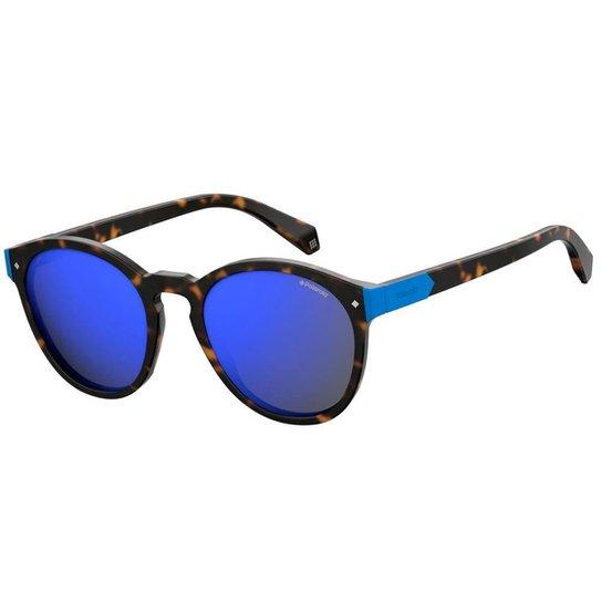 Óculos de Sol Polaroid Pld 6034/S  51 - Marrom - Polarizado - Marrom