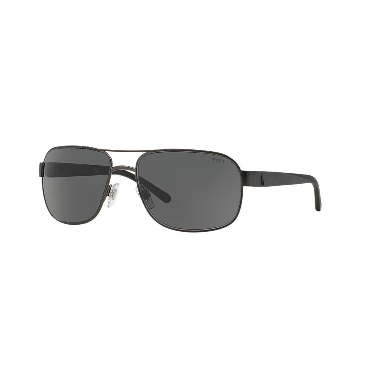 Óculos de Sol Polo Ralph Lauren Quadrado PH3093 Masculino - Compre ... 68f36dc8af