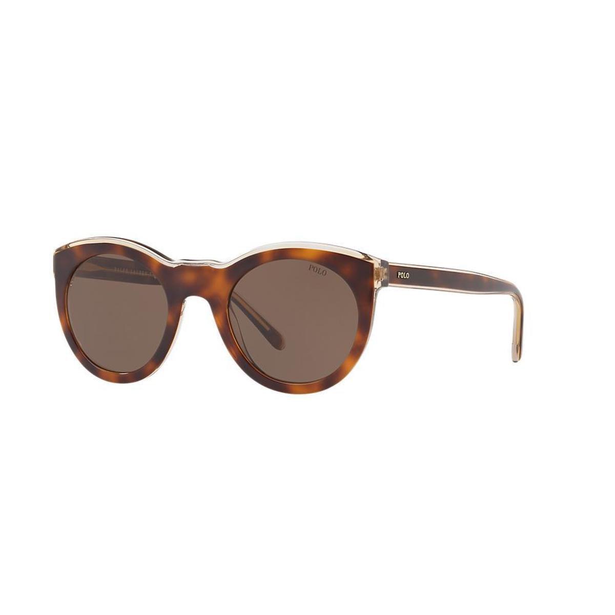 cb3118694e59c Óculos de Sol Polo Ralph Lauren Redondo PH4124 Feminino - Compre ...
