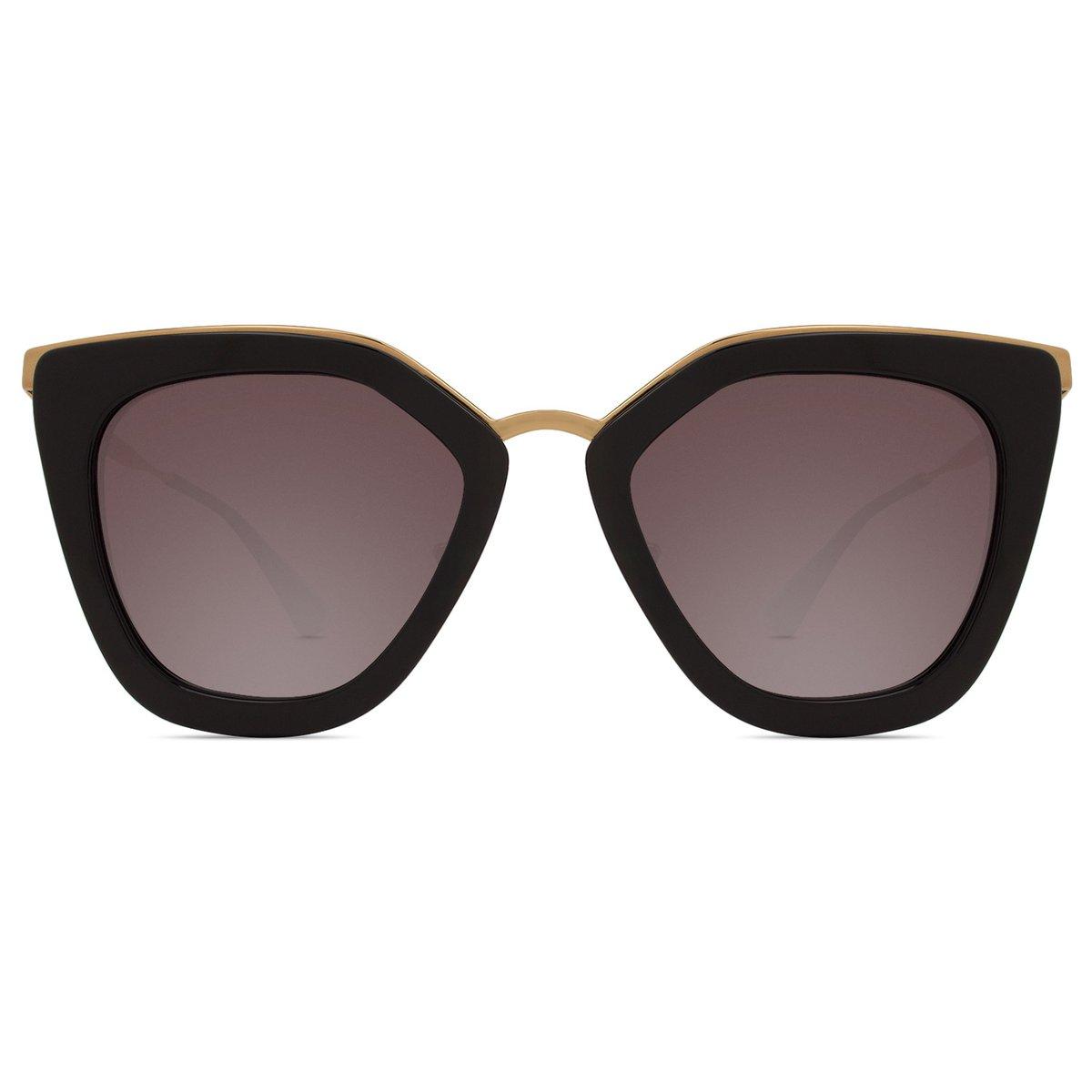 d17ffeacc3140 Óculos de Sol Prada Cinema Evolution PR53SS 1AB2A0-52 Polarizado - Compre  Agora