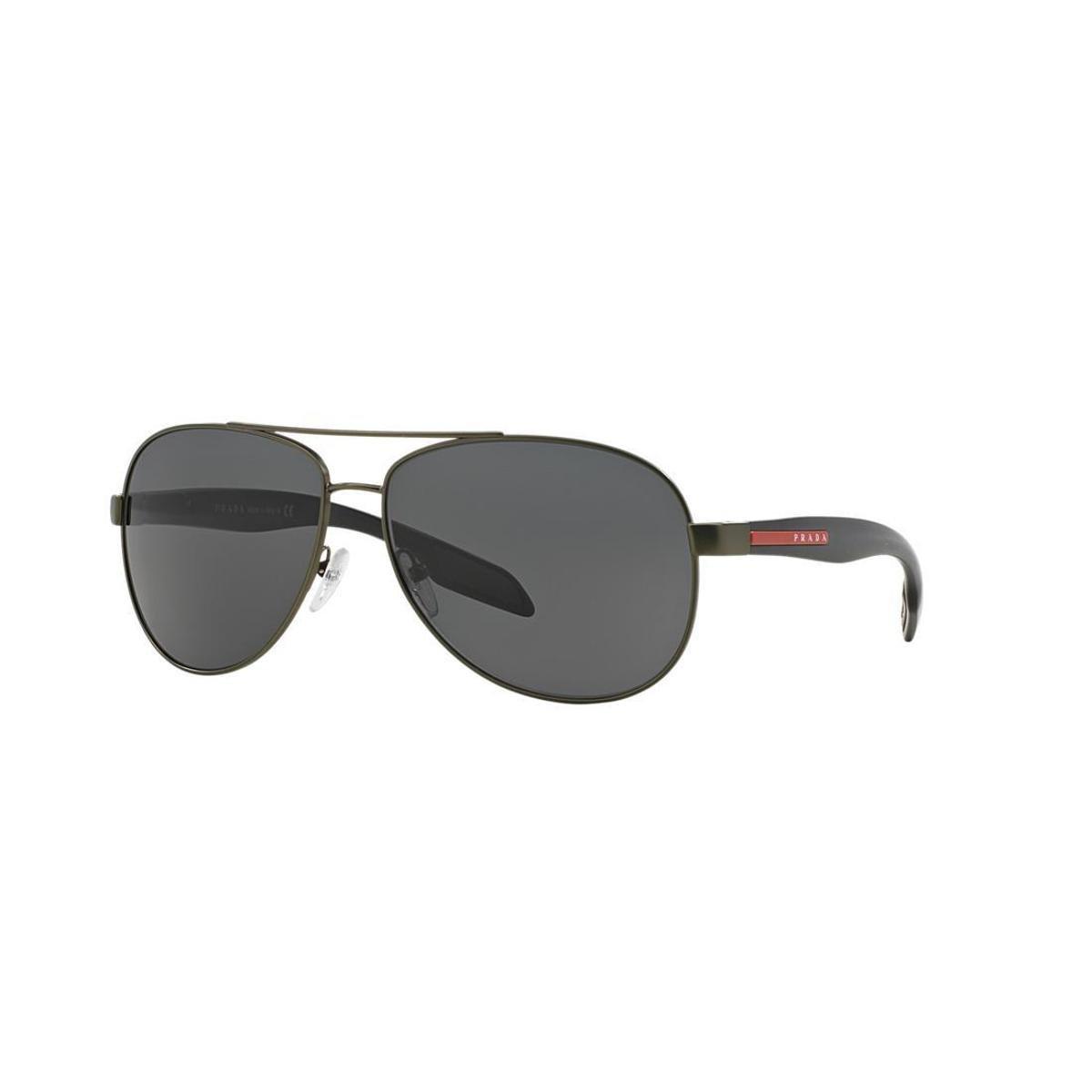 Óculos de Sol Prada Linea Rossa PS 53PS Benbow - Compre Agora   Zattini bba7552ee9
