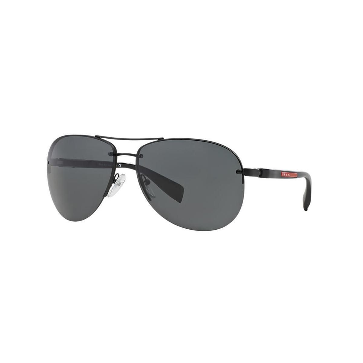c76af644c4329 Óculos de Sol Prada Linea Rossa PS 56MS Sunglass Hut - Compre Agora ...