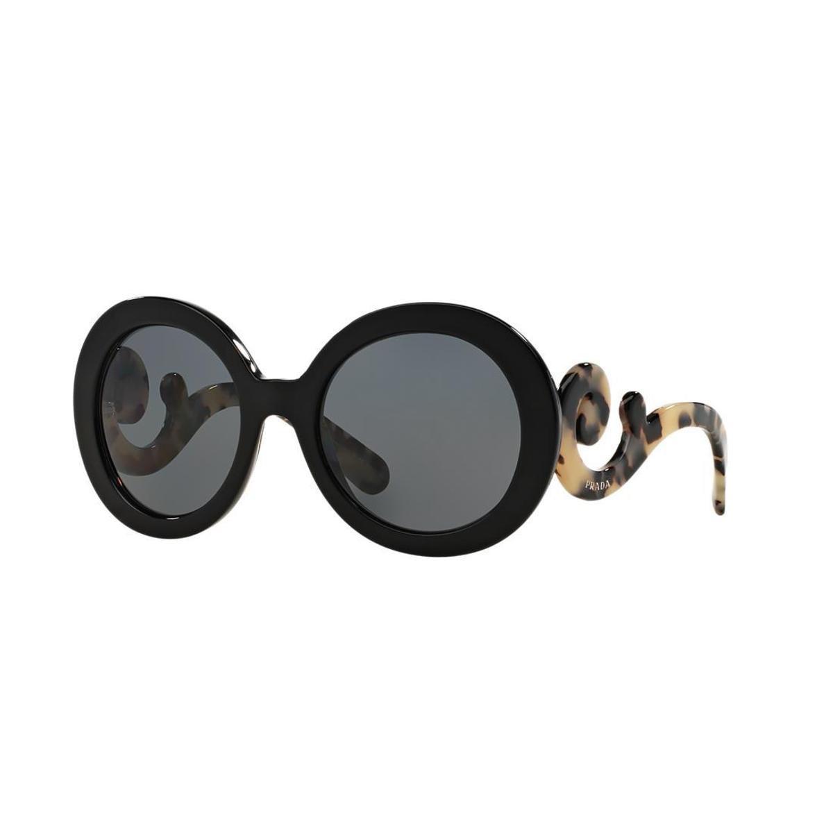 Óculos de Sol Prada PR 27NS Minimal Baroque - Compre Agora   Zattini b98712ab00