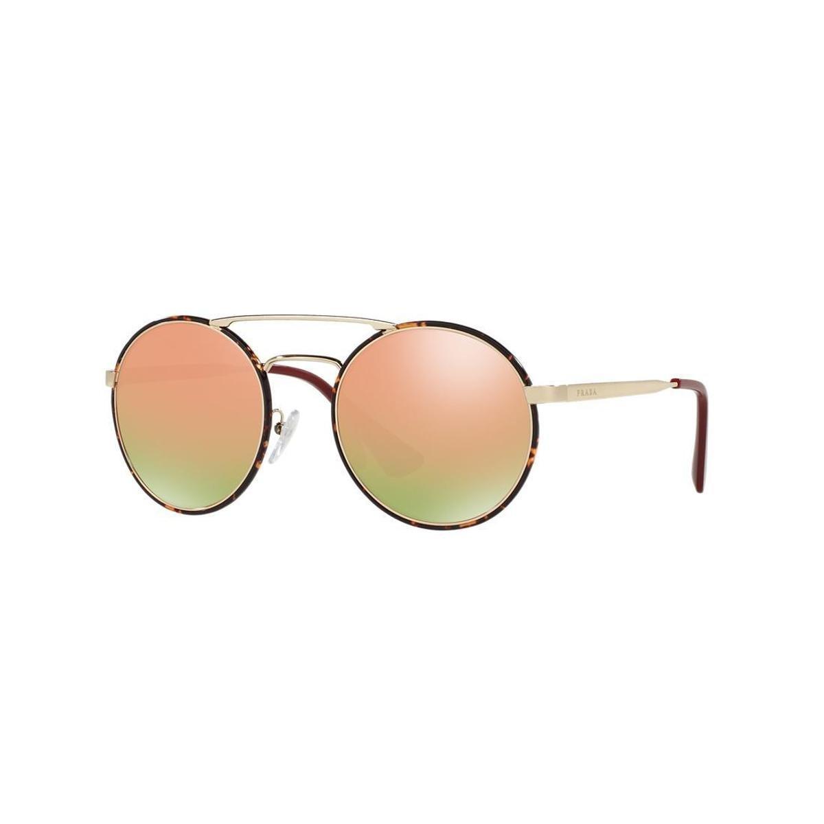 Óculos de Sol Prada PR 51SS - Marrom - Compre Agora   Zattini 1a295dc701
