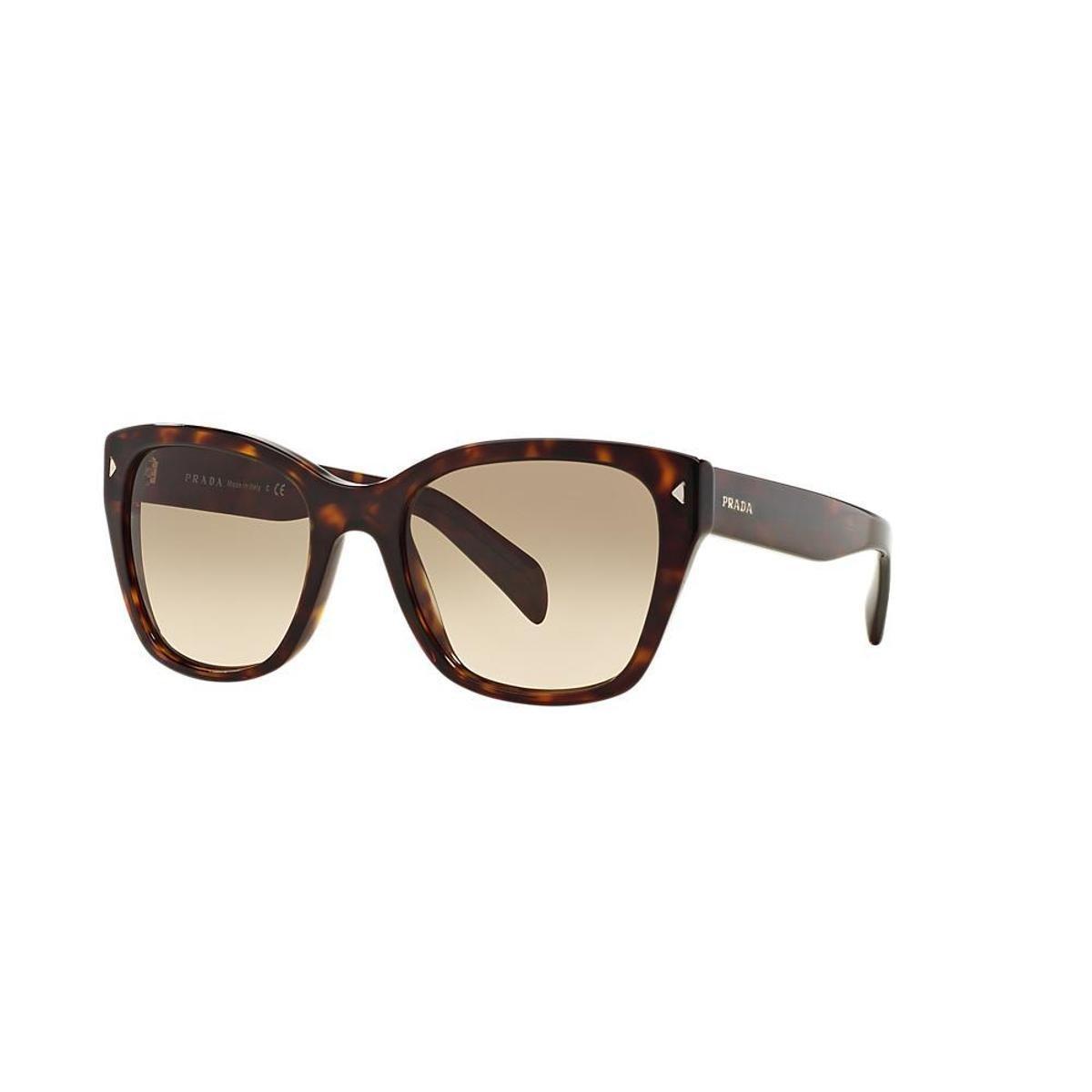 Óculos de Sol Prada Quadrado PR 09SS Feminino - Compre Agora   Zattini d9e6177091