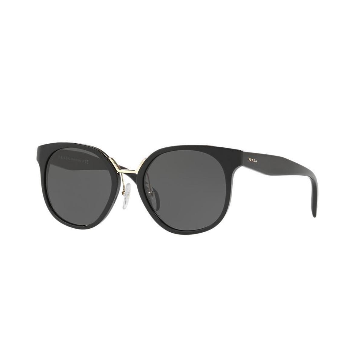 421e8edbaf8 Óculos de Sol Prada Quadrado PR 17TS Feminino - Preto - Compre  Agora . e0f5535b18