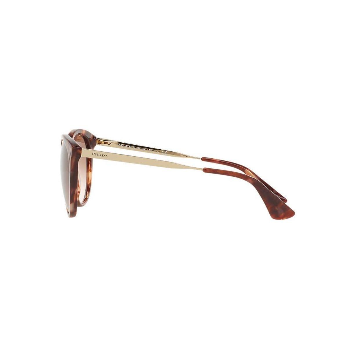 9b1f1d42c785e Óculos de Sol Prada Redondo PR 17SS Cinema Feminino - Compre Agora ...