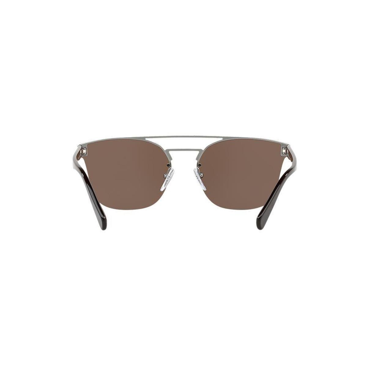 Óculos de Sol Prada Redondo PR 67TS Masculino - Compre Agora   Zattini a3cbc39e2c